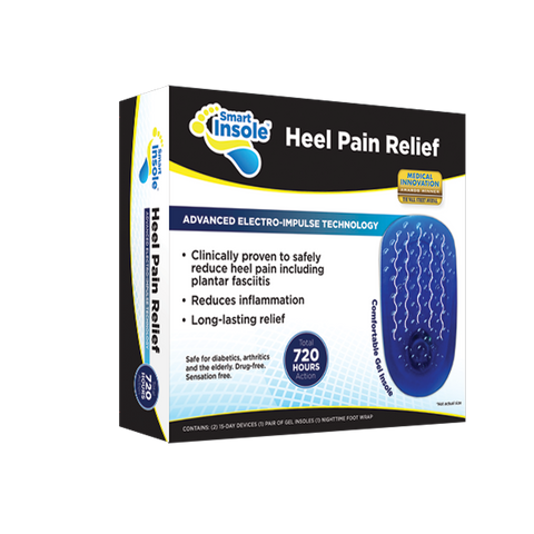 Smart Insole™ Heel Pain Relief- Wholesale