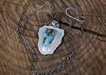 Cloud Mt. Turquoise Necklace