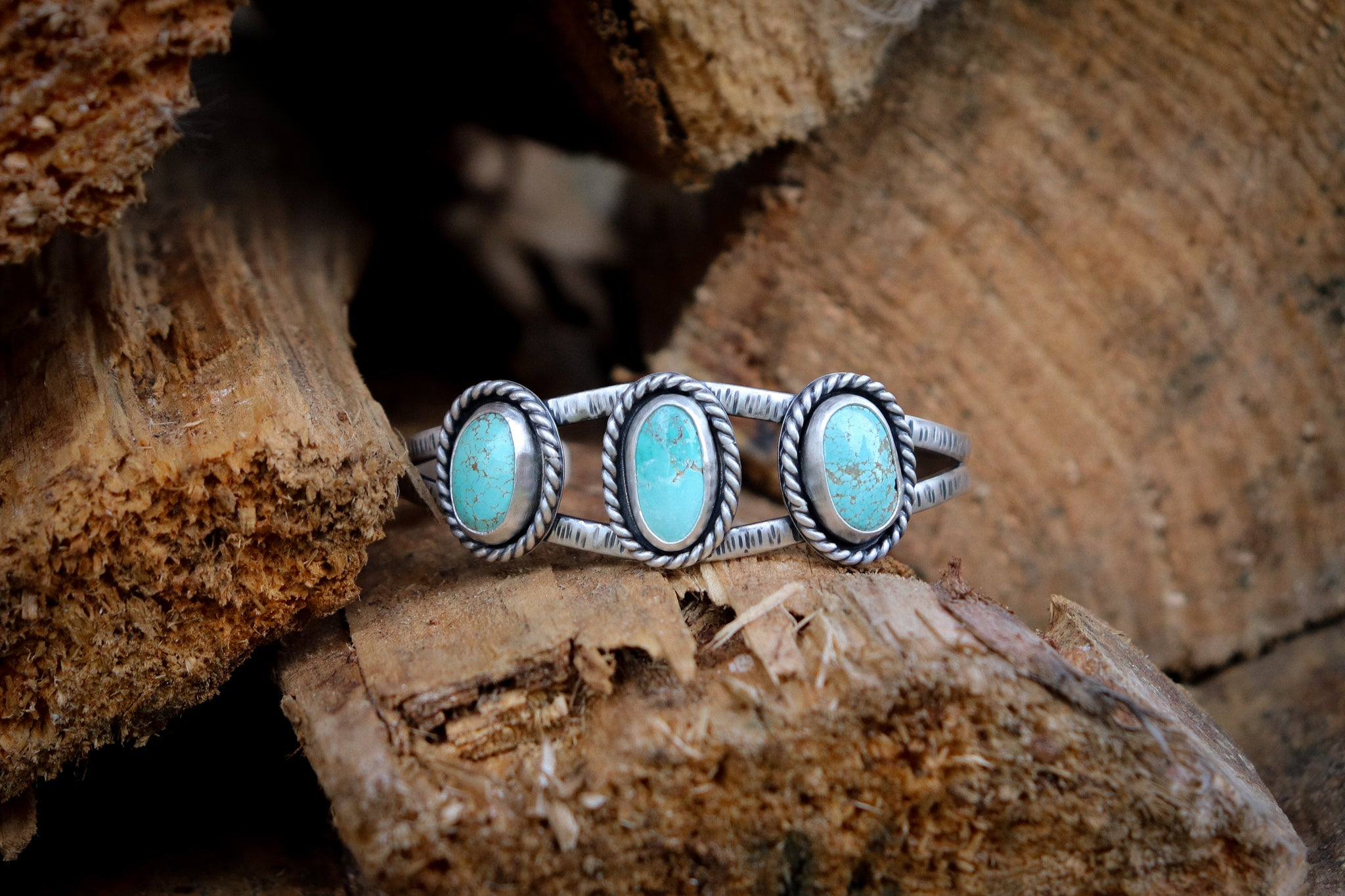 Timberline Turquoise Cuff