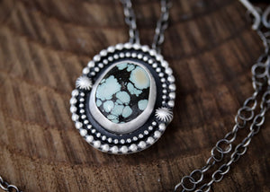Hubei Turquoise Perigee Necklace
