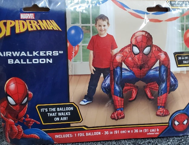 Spider Man Walker