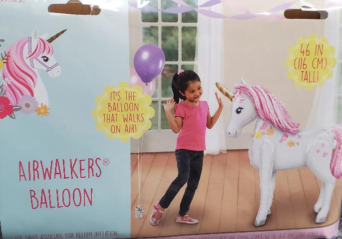 Unicorn Air Walker