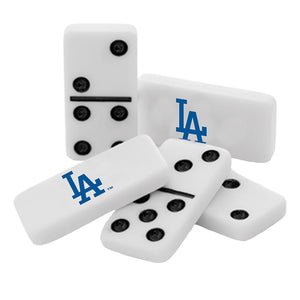 LOS ANGELES DODGERS DOMINOES DOUBLE-SIX