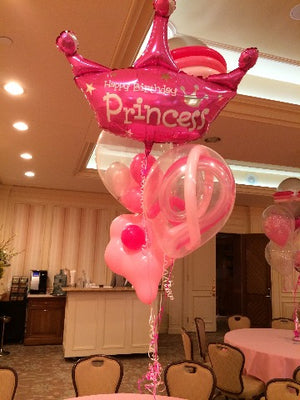 Princess Crown Centerpiece