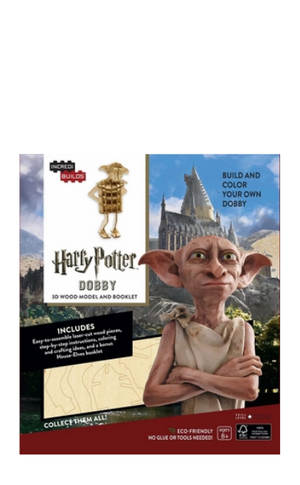 Harry Potter IncrediBuilds 3D Dobby