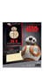 IncrediBuilds Star Wars: The Last Jedi: BB-8 3D Wood Model and Book