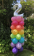Number Rainbow Column