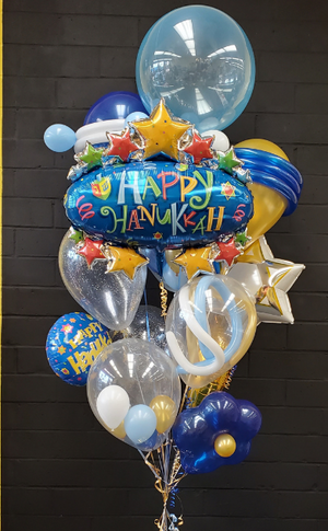 Chanukah Bouquet