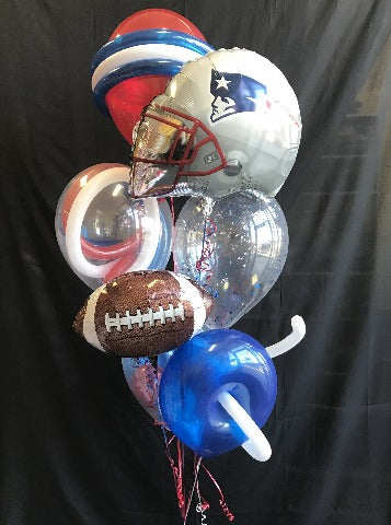 Patriots Bouquet 1/2