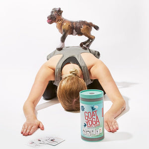 Goat Yoga Game