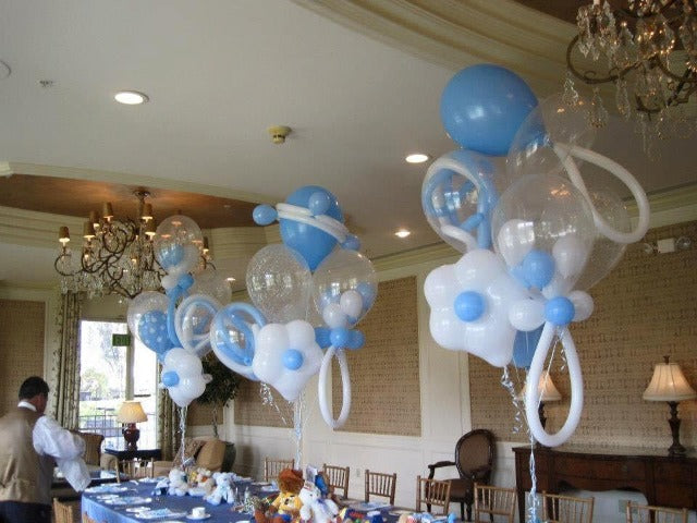 Baby Shower Centerpiece