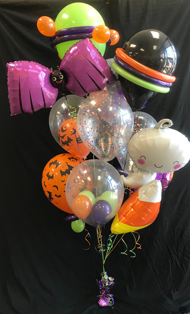 Fun Halloween Bouquet