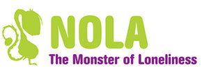 Worrywoo Nola: The Monster of Loneliness Plush & Book Set