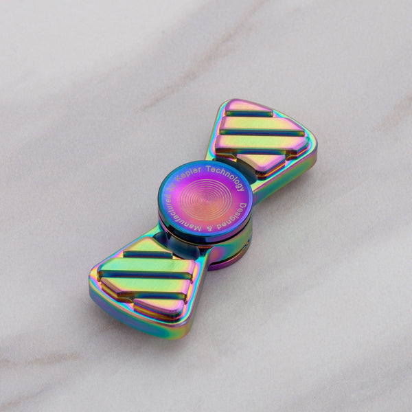 SPINNERCRAFT - Dapper Spinner - Fidget Spinner, Hand Spinners, Desk Toy