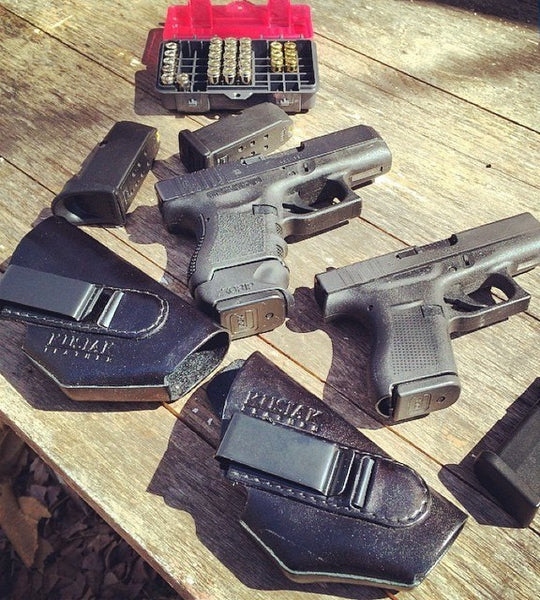 GLOCK 43 HOLSTERS