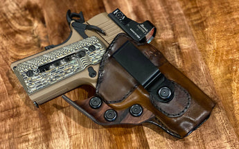 THE NEW AMERICAN IWB HOLSTER CLAW