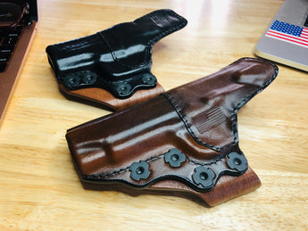 There are several ways to carry a holster.
