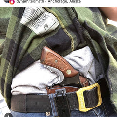1911 AND JFRAME COMFORTABLE LEATHER HOLSTERS