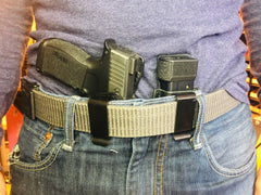 IWB CONCEAL CARRY CANTED HOLSTER SIG SAUER P365XL IMAGE SHOWN