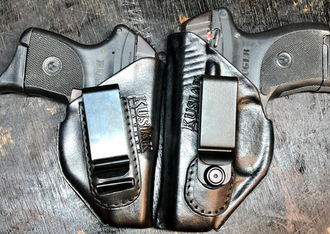 RUGER LCP AND RUGER LC9 HOLSTERS