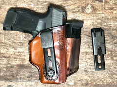 1911 HOLSTER WITH EXTRA MAG AND P365 HOLSTER WITH EXTRA MAG