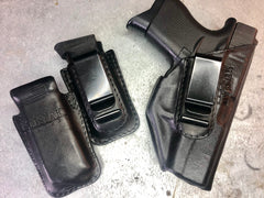 MINIMALIST HOLSTE RP365 AND 1911 HOLSTERS