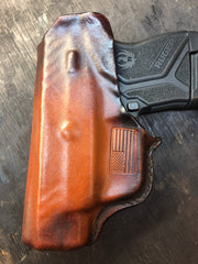 RUGER MAX9 AND LCP2 LEATHER HOLSTERS