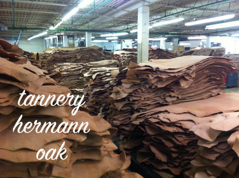 TANNERY HERMANN OAK