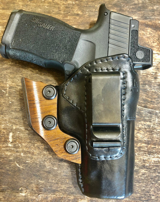 P365XL HOLSTER WITH RMR CUT FOR OPTICS