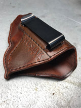 Kimber K6 Revolver Leather IWB Holster