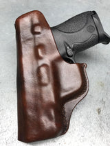 "S&W MP45 M2.0 4"" COMPACT Leather IWB Holster"