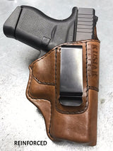 Springfield Hellcat Leather IWB Holster