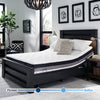 "Sleep Science 10"" iFlip Solano 2-Sided Gel-Infused Memory Foam Mattress"