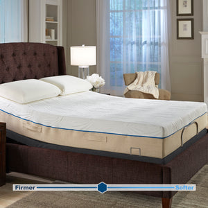 "11"" Carina Gel Memory Foam Collection"