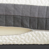 "Sleep Science 12"" iFlip Hybrid Coil and Memory Foam 2 Sided Mattress"