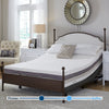 "Sleep Science 13"" iFlip Napa 2-Sided Memory Foam Mattress"