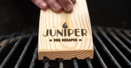 How to use the Juniper BBQ Scraper