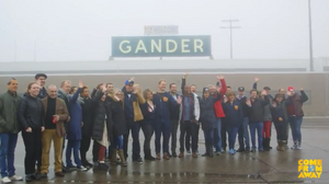 MUST WATCH!!!! Come From Away Trip to Gander, Newfoundland (Via @WeComeFromAway)