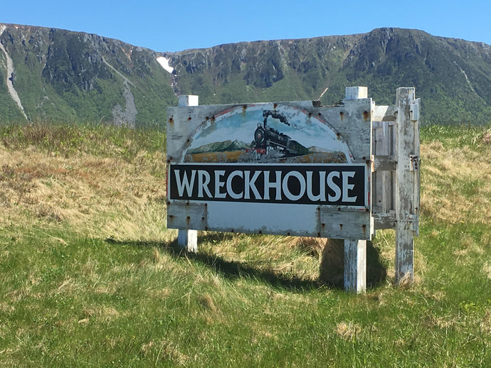 Blown Away by the Wreckhouse and the Legend of Lockie McDougall