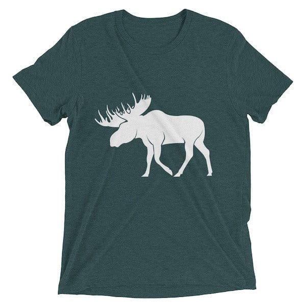 The Moose - Short sleeve t-shirt