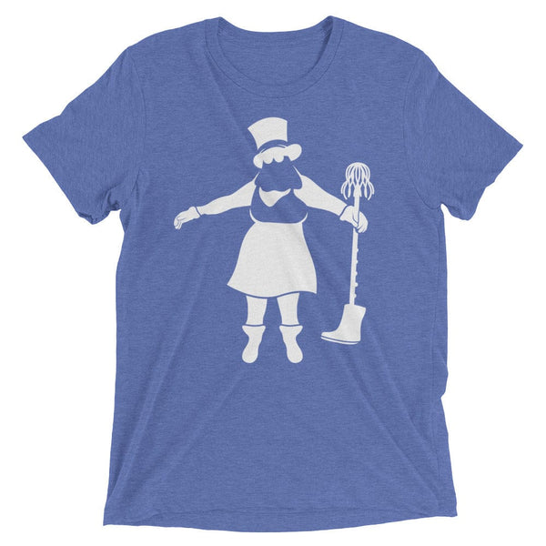 The Mummer - Short sleeve t-shirt