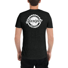 Juniper BBQ Scraper bottle cap unisex short sleeve t-shirt