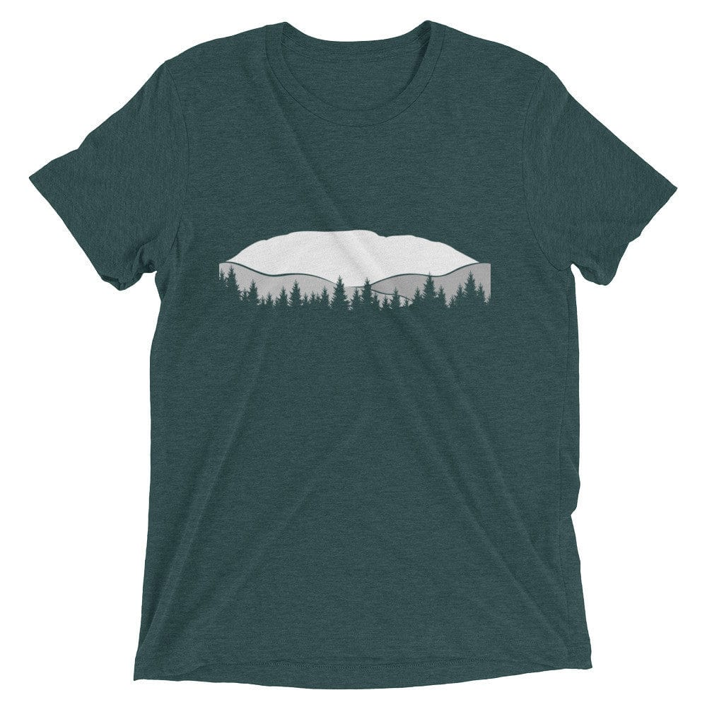 The Mountain - Short sleeve t-shirt