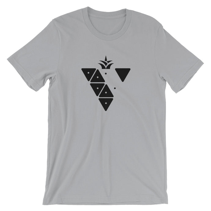 V Graphic Pineapple Tee