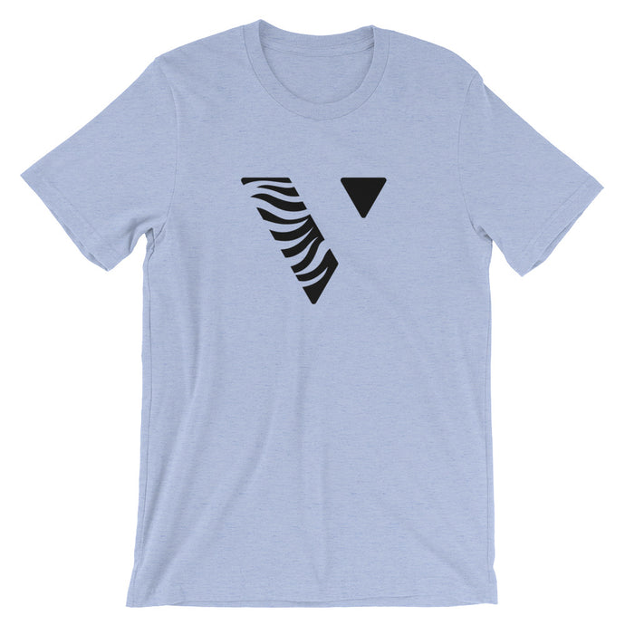 V Graphic Nature Tee