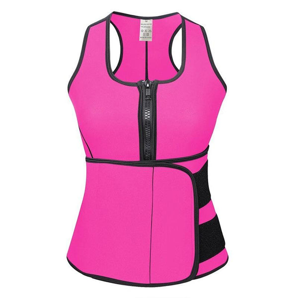 THE ULTIMATE WORKOUT BODY VEST