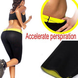 SLIMMING SWEAT PANTS Provides Anti Cellulite Slimming Benefits