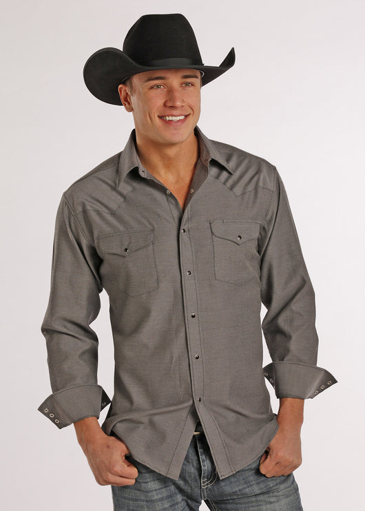 Long Sleeve Western Shirt