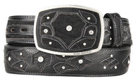 Men's King Exotic Elephant Western Fashion Belt