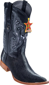 Full rowstone stingray 3X toe boot